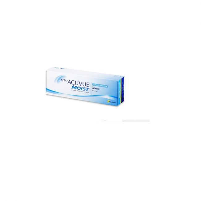 1 Day Acuvue Moist for Astigmatism 30 Lenti
