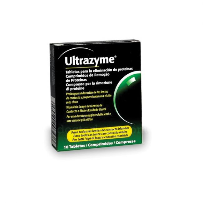 Ultrazyme 10cps
