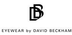 Shop online Glasses David Beckham